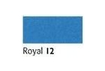 20 Metres Berisfords Double Satin Ribbon 07mm Royal Blue