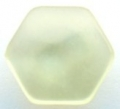 11mm Hexagon Shank Lemon Sewing Button