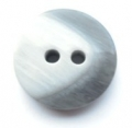 17mm Chunky Two Tone Grey Sewing Button