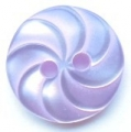 15mm Swirl Lilac Sewing Button