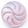 15mm Swirl Pink Sewing Button