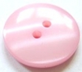 15mm Shadow Stripe Pink Sewing Button