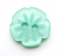 13mm Cutout Daisy Jade Sewing Button