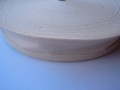 Cotton Bias Binding Ivory 25mm x 50m