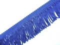 Charleston Dress Loop Tassel Fringe 2 Inch Navy