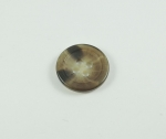 16mm Aran Brown Sewing Button 4 Hole
