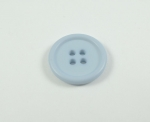 20mm Light Blue Sewing Button 4 Hole