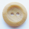 15mm Wood Like Sewing Button