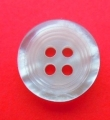 18mm Ivory White 4 Hole Sewing Button