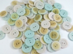 100 x 21mm Marble Wholesale Sewing Buttons