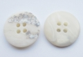 20mm Pearl Shell Like Sewing Button 4 Hole