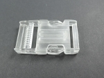 Side Release Buckle Clear 20mm