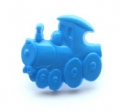 Novelty Button Train 15mm
