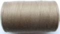 1000 Yard Sewing Thread 250 Dark Beige