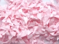 100 Satin Ribbon Bows 7mm Pink