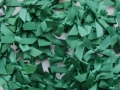 100 Satin Ribbon Bows 7mm Forest Green