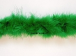 Marabou String Feather Boa 10m Emerald