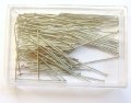 Plastic Box Steel Pins ( 150 Count )