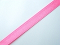 Double Satin Ribbon 12mm Candy Pink