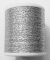 100 Yards Metallic Silver Thread