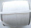 Cotton Tape White 6mm x 250 Metres