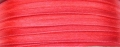 100 Metres Double Satin Ribbon 3mm Crimson