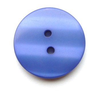 22mm Shadow Stripe Royal Blue Sewing Button 8e4bd5ec46f7