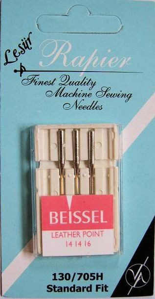 Leather Sewing Machine Needles Size 14 14 16