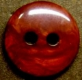 12mm Mahogany Baby Sewing Button