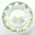 15mm Crystal Pattern Lemon Sewing Button