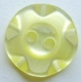 100 x 14mm Winegum Lemon Sewing Buttons