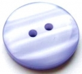 15mm Shadow Stripe Lilac Sewing Button