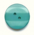 22mm Shadow Stripe Bottle Green Sewing Button