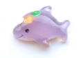 Card Making Craft Button Dolphin 20mm