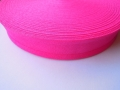 Cotton Bias Binding Cerise 25mm x 50m