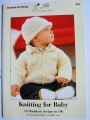 623 Knitting Pattern Booklet 18 Designs