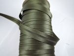 Satin Bias Binding khaki Green 19mm x 25m