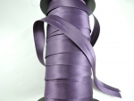 Satin Bias Binding Plum 19mm x 25m
