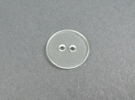 18mm Clear Sewing Button
