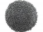 20 Grams Embroidery Beads Black 2mm