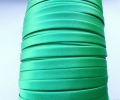 Satin Bias Binding Emerald Green 9mm x 25m