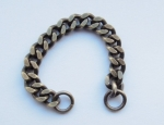 Metal Coat Chain Brass 3.75 Inch Coat Hanging Chain