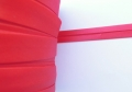 Satin Bias Binding Red 15mm x 25m