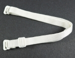 Ivory White Adjustable Bra Extender Bra Extension