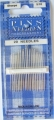 Sharps Sewing Needles Sizes 5-10