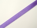 Double Satin Ribbon 6mm Purple