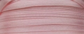 100 Metres Double Satin Ribbon 3mm Baby Pink