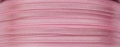 100 Metres Double Satin Ribbon 3mm Pearl Pink