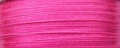 100 Metres Double Satin Ribbon 3mm Azalea